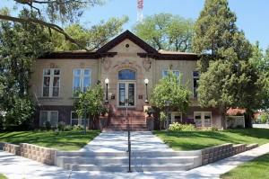 Sterling Public Library, Colorado