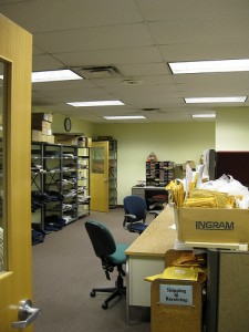 inter library loan office
