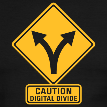 Digital Divide Clip Art Free