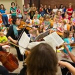 classical music for children at the library