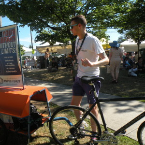 Books on bikes