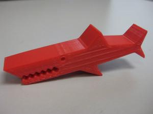 3D printer output