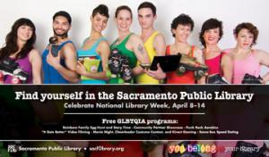 Aerobics, Sacramento Public Library