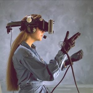 virtual reality gear. new library services