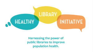 health at the library screen shot