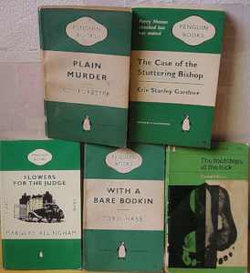 Penguin Book covers -- paperback book publishing iindustry