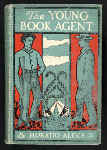 The Young Book Agent cover -- book publishing business