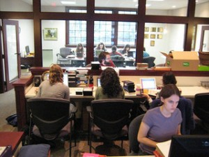 library catalogers